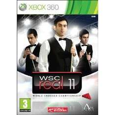 WSC Real 11 (Xbox 360) - £22.34 (with code) @ Price Minister Sold by Base