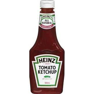 Heinz Ketchup 1 litre 2 quid @ Netto