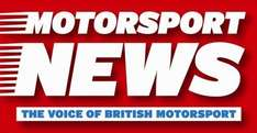 Try The New Look Motorsport News for Free (0845 Call Required)