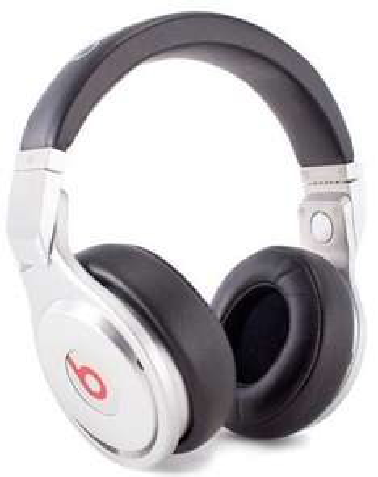 Beats Pro High Performance Professional Headphones (White) - £140.22 Delivered @ HMV