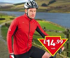 Special Offers On Cycle Gear - Starts 5th May @ Aldi