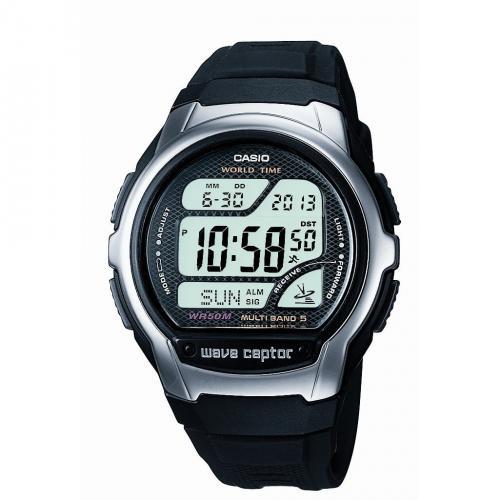 Casio WV-58U-1AVEF Wave Ceptor Mens Resin strap Digital Watch - £18.98 Delivered @ Amazon