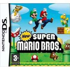 New Super Mario Bros (DS) - £18.32 @ Amazon Sold by Wiggly Worm Media Company