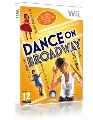 Dance On Broadway (Wii) - £7.85 @ Shopto
