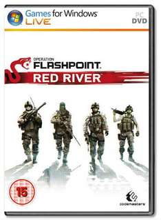 Operation Flashpoint Red River (PC) - £13.98 @ Game