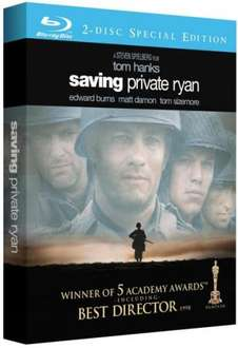 Saving Private Ryan (Blu-ray) (2 Disc Edition) - £9.95 @ Zavvi (+ Possible 3% Quidco)