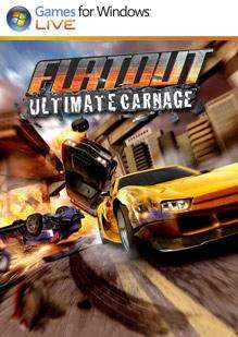 Flat Out Ultimate Carnage (PC) - £3.74 @ Microsoft Games for Windows