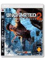 Uncharted 2: Among Thieves (PS3) (Pre-owned) - £7.99 @ Game