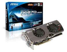 1GB MSI HD 6870 HAWK with Twin Frozr III Fan - £146.39 @ Scan (Today Only)