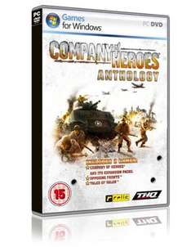 Company of Heroes: Anthology (PC) - £7.85 @ Shopto