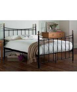 Alderley Metal Double Bed frame £80.74 @ Argos + 3% quidco