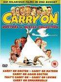Carry On: Doctors & Nurses Collection (DVD) (6 Disc) - Only £5.99 @ CD Wow