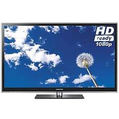 """Samsung PS59D6900D - 59"""" Plasma HD 1080p 3D TV with Built-in Freeview HD - £1,559.98 @ John Lewis (Price Promise)"""