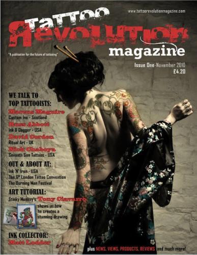 Free Digital Copy of Tattoo Revolution Magazine