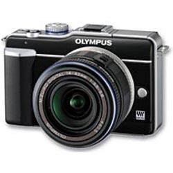 Olympus E-PL1 Black 14-42 Kit PEN - £279 @ Jacobs Digital