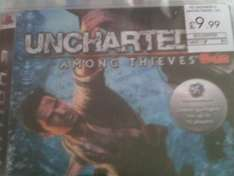 Uncharted 2: Among Thieves (PS3) (New) - £9.99 @ Comet (Instore)