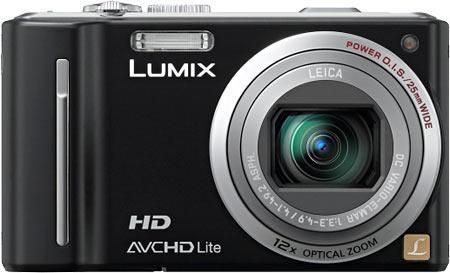 Panasonic Lumix TZ10 12.1MP Digital Camera (Black) - £179 + £3.95 Postage @ Very