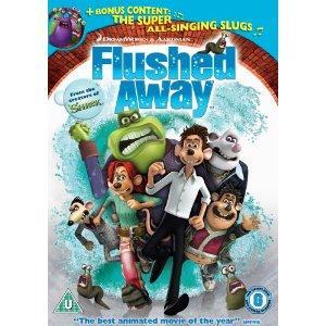 Flushed Away (DVD) - £2.99 @ Play & Amazon