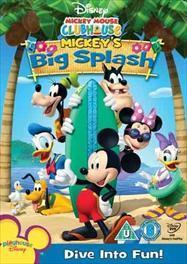 Mickey Mouse Club House: Storybook Surprises or Big Splash (DVD) - £3.97 @ Tesco Entertainment
