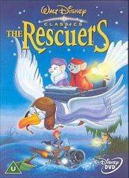 The Rescuers (DVD) - £3.97 Delivered @ Tesco Entertainment