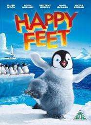 Happy Feet (DVD) - £2.99 Delivered @ Tesco Entertainment