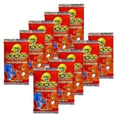 Gogo's Crazy Bones Trading Card Game ~ Booster (10 Packs) - £2.99 @ Amazon