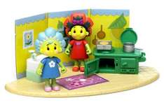 Fifi and the Flowertots - Cook 'n' Clean Playset - was £12 now £3 @ The Toy Shop (The Entertainer)