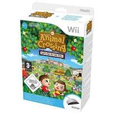 Animal Crossing: Lets Go To The City - Includes Wii Speak (Wii) - £10 @ Sainsburys (Instore)