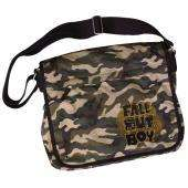 Fall Out Boy Nylon Messenger Bag - was £9.99 now £2.99 @ Play