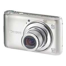 Canon PowerShot A3100 IS Digital Camera - Silver (12.1MP, 4x Optical Zoom) 2.7 Inch LCD - was £189 now £89 @ Amazon