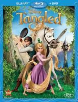 Tangled (Blu-ray+Dvd) (Pre-order) - £13.99 @ Bee