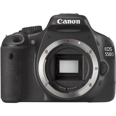 Canon EOS 550D Digital SLR Camera (Body Only) - £481.60 @ Amazon (+ £30 Canon Cashback)