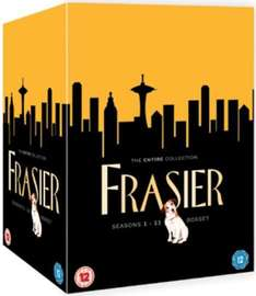 Frasier: The Entire Collection: Seasons 1-11 (DVD) - £39 @ HMV (Instore)