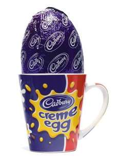 Easter Eggs with mug now only £1.50! at Tesco