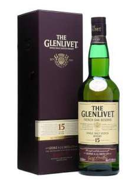Glenlivet 15 year old £23.52 @ Waitrose