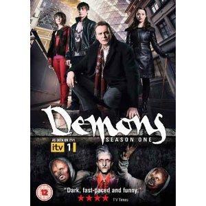 Demons: Season 1 (DVD) - £1 @ Poundland