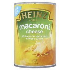 Heinz Macaroni Cheese, 400g - 50p @ Asda