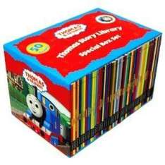 Thomas The Tank Engine & Friends 50 Books Collection Set Pack - £33.59 @ Snazal