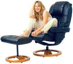 Stress free recliners, buy one get one free £297 instore @ inhealth-interiors