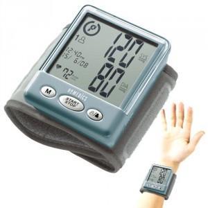 HoMedics Automatic Wrist Blood Pressure Monitor £7.68 @ Dealtastic