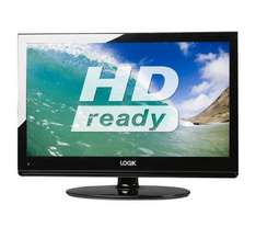 """LOGIK 22"""" LCD TV with Freeview/USB/DVD Player - £132.99 (with code) @ Dixons (+ Possible Quidco)"""