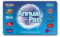 25% off Merlin Annual Passes @ Alton Towers