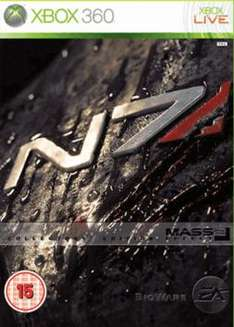 Mass Effect 2 Collector's Edition (Xbox 360) (Pre-owned) - £9.99 Delivered @ Gamestation