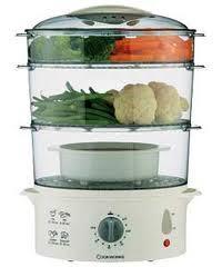 Cookworks 3 Bowl Steamer / Argos / 13.99 From 18.99 25% Off