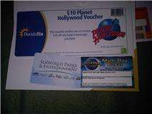 Orlando Florida Fab Four Ticket - Universals,Busch Gardens, Seaworld and Aquatica - Adult - £151 / Child - £136 @ Florida Tix