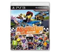 Sony ModNation Racers + DualShock 3 Controller (PS3) - £37.98 @ Currys