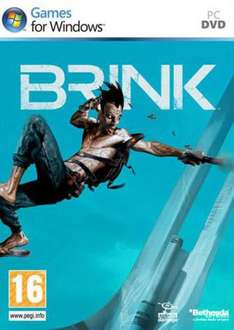 Brink (PC) (Pre-order) - £20.89 Delivered (5% off with code) @ My Memory