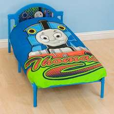 Thomas the Tank Engine Toddler Bed frame + Shipping - £46 @ TJHughes