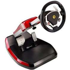 Thrustmaster Ferrari Wireless GT Cockpit 430 Scuderia Edition Racing Wheel And Pedals (PS3) (PC) - Now £149.99 Delivered @ Play