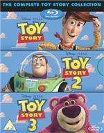 Toy Story 1-3 Box Set (Blu-ray) - £23.49 @ Base (+ 4% Quidco)